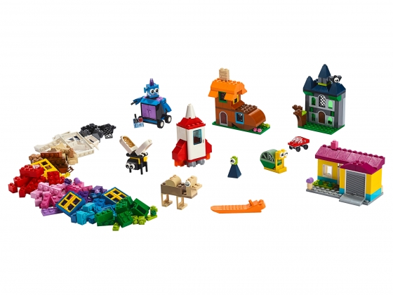LEGO® Classic Windows of Creativity (11004-1) released in (2019) - Image: 1