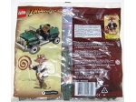 LEGO® Indiana Jones Indiana Jones m. Jeep (20004-1) erschienen in (2008) - Bild: 1