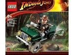 LEGO® Indiana Jones Indiana Jones m. Jeep (20004-1) erschienen in (2008) - Bild: 2