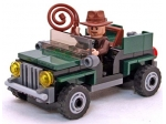 LEGO® Indiana Jones Indiana Jones m. Jeep (20004-1) erschienen in (2008) - Bild: 3