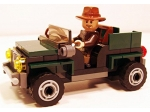 LEGO® Indiana Jones Indiana Jones m. Jeep (20004-1) erschienen in (2008) - Bild: 4