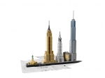 LEGO® Architecture New York City (21028-1) erschienen in (2016) - Bild: 1