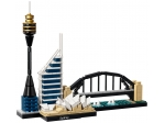 LEGO® Architecture Sydney (21032-1) released in (2017) - Image: 1