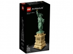 LEGO® Architecture Statue of Liberty (21042) released in (2018) - Image: 2