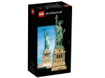 LEGO® Architecture Statue of Liberty (21042) released in (2018) - Image: 5
