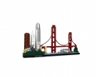 LEGO® Architecture San Francisco (21043-1) erschienen in (2019) - Bild: 3