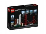 LEGO® Architecture San Francisco (21043-1) erschienen in (2019) - Bild: 5