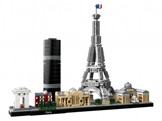 LEGO® Architecture Paris (21044-1) erschienen in (2019) - Bild: 1