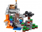 LEGO® Minecraft The Cave (21113-1) released in (2014) - Image: 1
