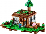 LEGO® Minecraft The First Night (21115-1) released in (2014) - Image: 1