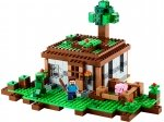 LEGO® Minecraft Steves Haus (21115-1) released in (2014) - Image: 1