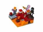 LEGO® Minecraft The Nether Fight (21139-1) released in (2018) - Image: 1