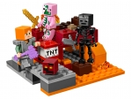 LEGO® Minecraft The Nether Fight (21139-1) released in (2018) - Image: 4