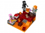 LEGO® Minecraft The Nether Fight (21139-1) released in (2018) - Image: 5