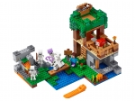 LEGO® Minecraft The Skeleton Attack (21146-1) released in (2018) - Image: 1