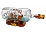 LEGO® Ideas Ship in a Bottle (21313) released in (2018) - Image: 1