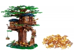 LEGO® Ideas Tree House (21318) released in (2019) - Image: 1