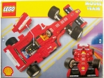 LEGO® Model Team Ferrari Formula 1 Racing Car (2556-1) erschienen in (1997) - Bild: 1