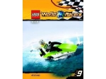 LEGO® Racers World Race Powerboat (30031-1) released in (2010) - Image: 1