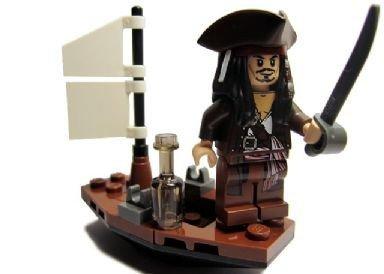 Pirates Of The Caribbean Fluch Der Karibik Captain Jack Sparr 30131 1