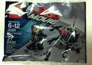 Lego The Lego Movie Micro Manager Battle 30281