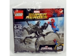 LEGO® Marvel Super Heroes Spider-Man vs. The Venom Symbiote (30448-1) released in (2016) - Image: 1