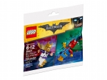 LEGO® The LEGO Batman Movie Batman™ Disco-Outfit (30607) released in (2017) - Image: 1