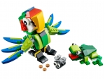 LEGO® Creator Rainforest Animals (31031-1) released in (2015) - Image: 1