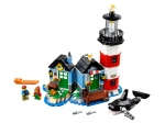 LEGO® Creator Lighthouse Point (31051-1) released in (2016) - Image: 1