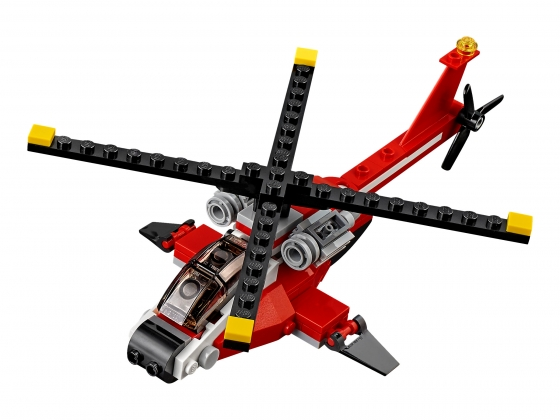 LEGO® Creator Air Blazer (31057-1) released in (2017) - Image: 1
