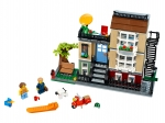 LEGO® Creator Stadthaus an der Parkstraße (31065-1) released in (2017) - Image: 1