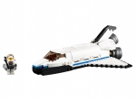 LEGO® Creator Space Shuttle Explorer (31066-1) released in (2017) - Image: 1