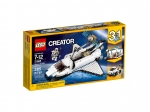 LEGO® Creator Space Shuttle Explorer (31066-1) released in (2017) - Image: 2