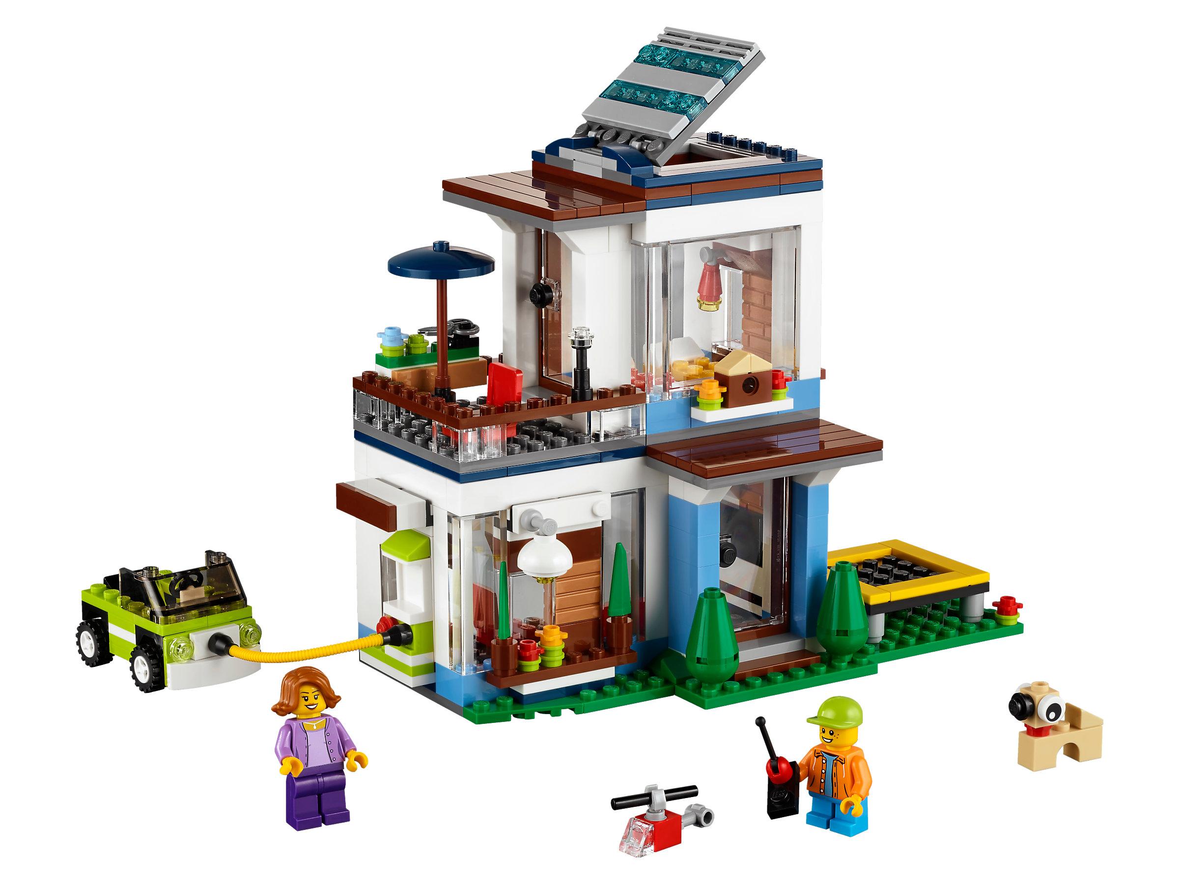 Modernes Zuhause 31068-1