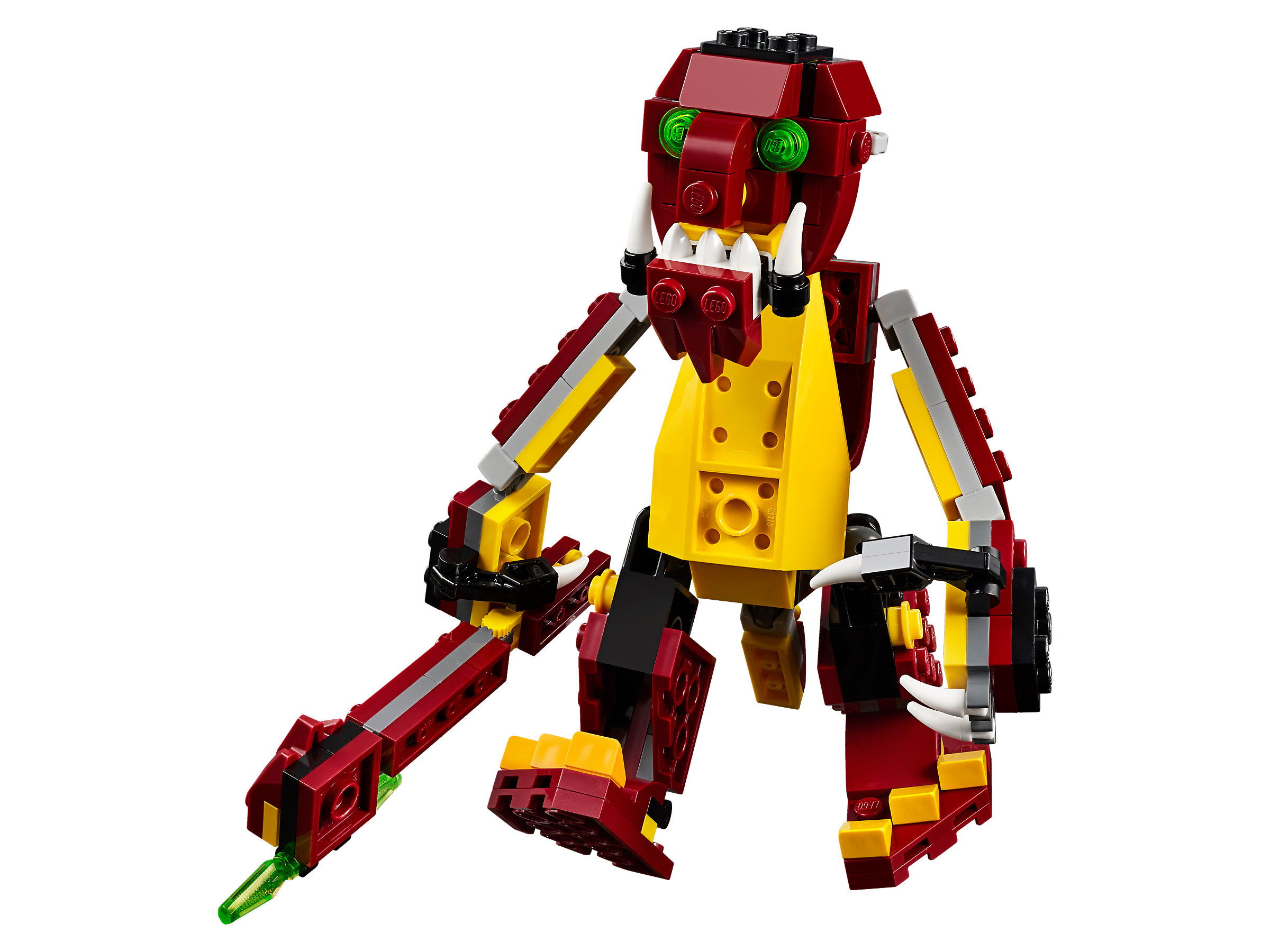 LEGO Bau- & Konstruktionsspielzeug New Release for 2018 31073 LEGO Creator Mythical Creatures Set 223 Pieces Age 7