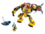 LEGO® Creator Underwater Robot (31090-1) released in (2019) - Image: 1