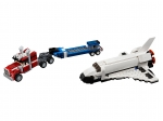 LEGO® Creator Shuttle Transporter (31091-1) released in (2019) - Image: 1
