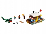 LEGO® Creator Riverside Houseboat (31093-1) released in (2019) - Image: 1