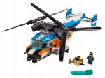 LEGO® Creator Twin-Rotor Helicopter (31096-1) released in (2019) - Image: 1