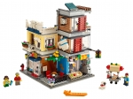 LEGO® Creator Townhouse Pet Shop & Café (31097-1) released in (2019) - Image: 1