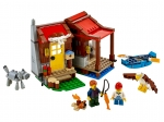 LEGO® Creator Outback Cabin (31098-1) released in (2019) - Image: 1