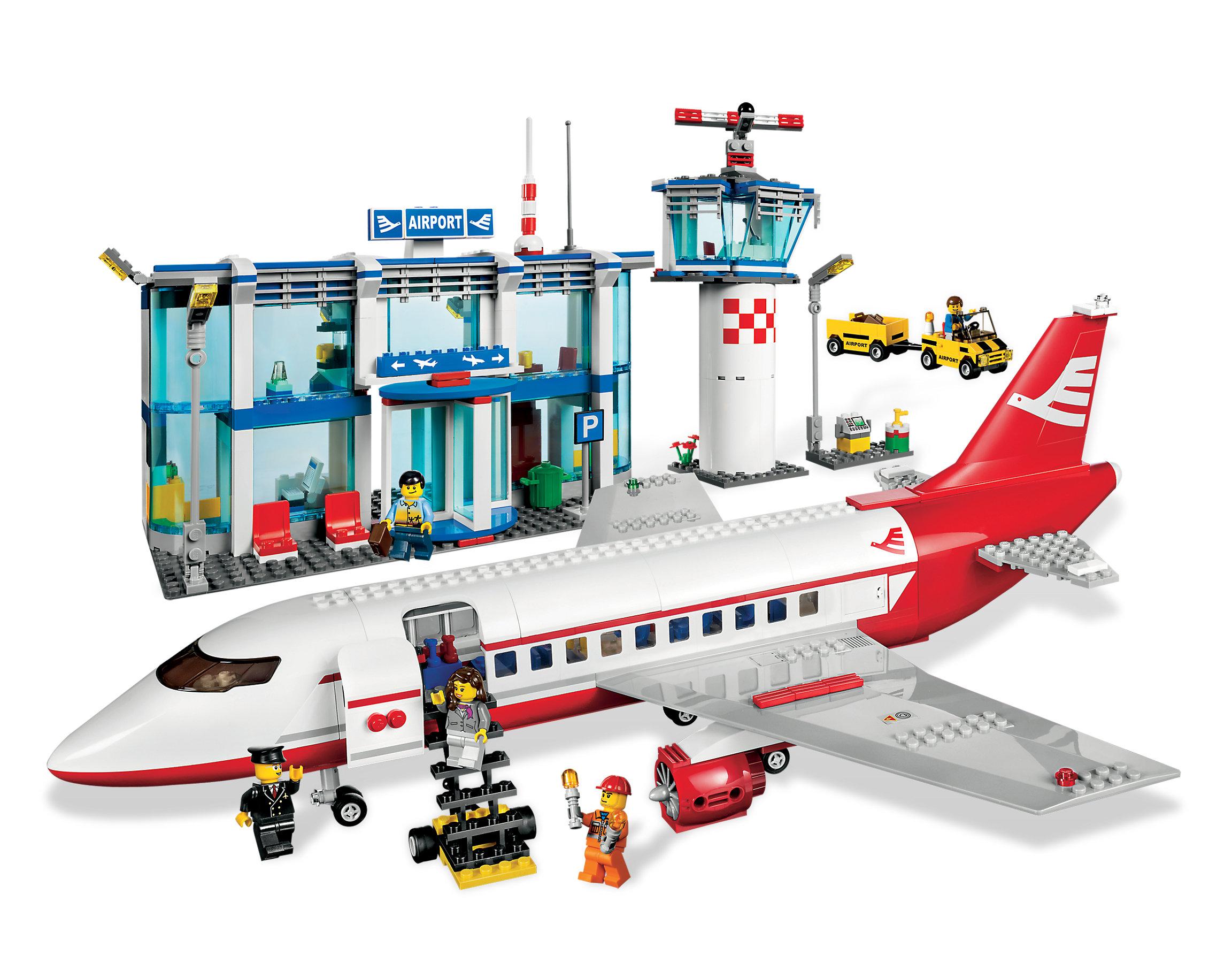 Großer Flughafen 3182 1