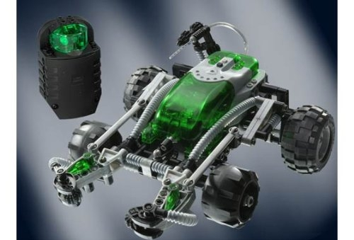 LEGO® Theme: Spybiotics | Sets: 4