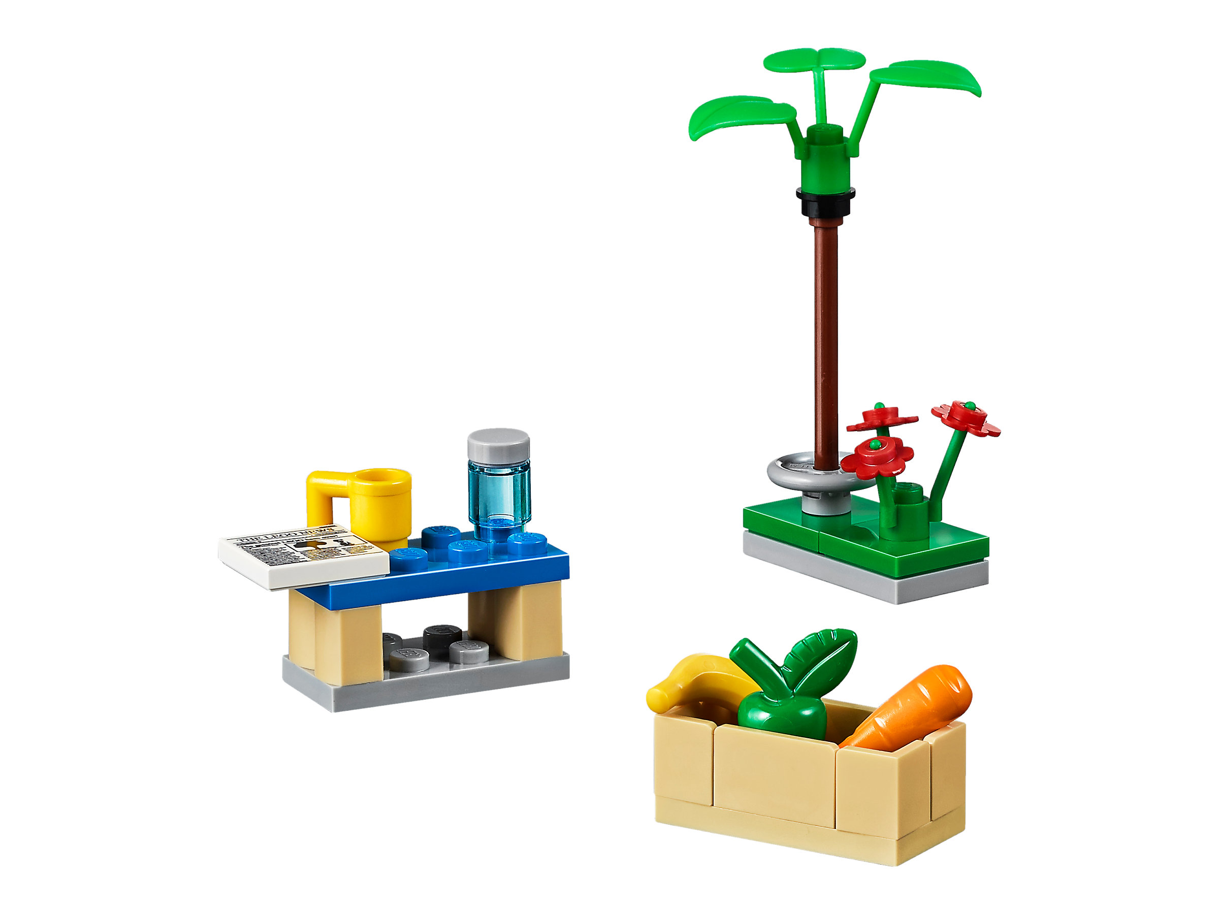 LEGO City 40170 City Expansion Pack In Store Only Exclusive RARE