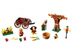LEGO® Seasonal LEGO® Thanksgiving Harvest (40261-1) released in (2017) - Image: 1