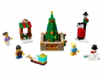 LEGO® Seasonal LEGO® Weihnachts Stadtzentrum (40263-1) released in (2017) - Image: 1