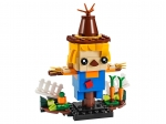 LEGO® BrickHeadz Thanksgiving Scarecrow (40352) released in (2019) - Image: 1