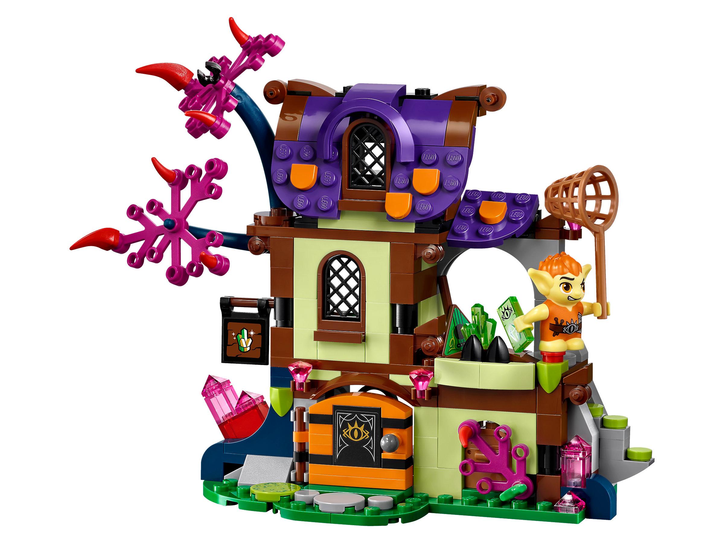 LEGO Elves Magic Rescue from the Goblin Village New /& Sealed 41185