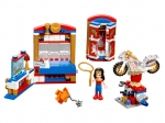 LEGO® DC Super Hero Girls Wonder Womans™ Schlafgemach (41235-1) erschienen in (2017) - Bild: 1