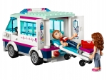 LEGO® Friends Heartlake Hospital (41318-1) released in (2017) - Image: 7